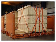 Industrial Packing & Moving services